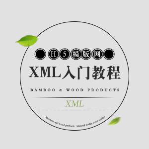 xml入门视频教程